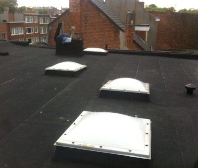 Dakwerken plat dak Antwerpen