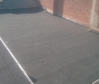 plat dak Antwerpen