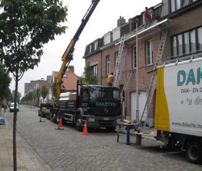 Gevelbekleding Antwerpen