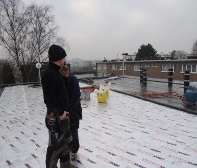 platte daken deurne