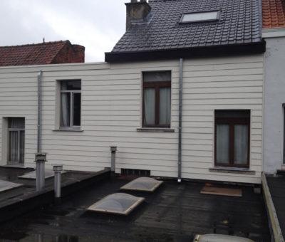 Bekleden dakgoten Antwerpen